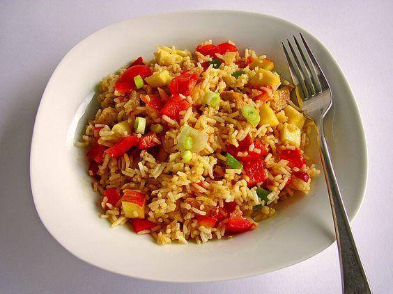 Photo of Fresh rice salad from zickentoni   Chef