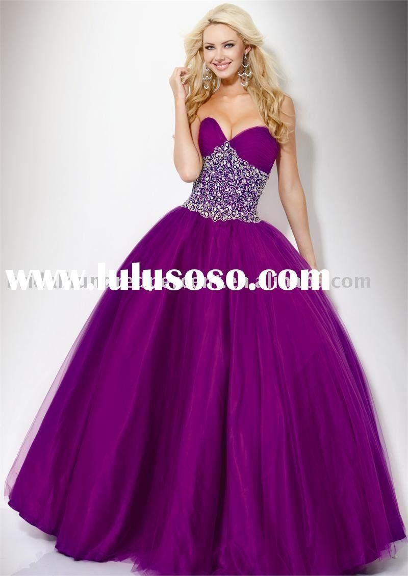 Magnífico Cinderella Style Prom Dress Motivo - Vestido de Novia Para ...