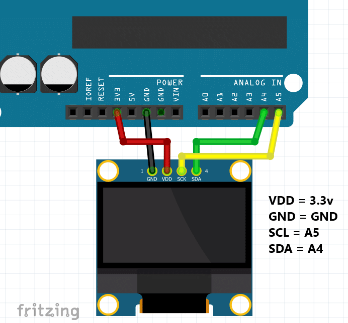 Oled Display With Arduino Tutorial Learn Robotics In 2020 Learn Robotics Arduino Arduino Display