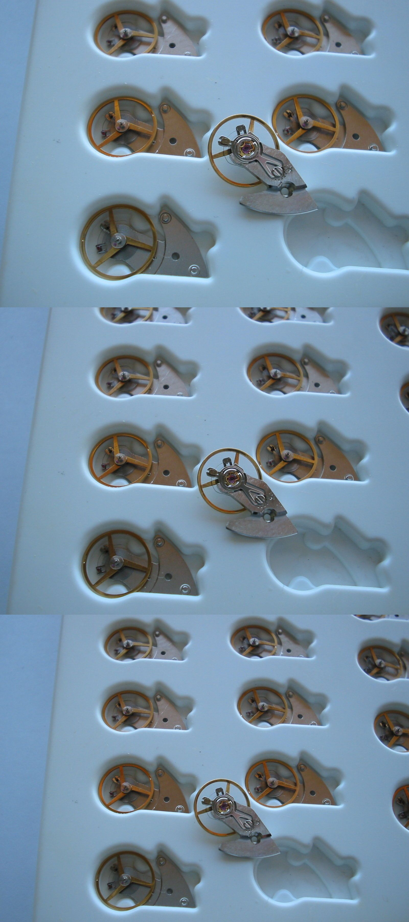 Movements 57720: Eta 2892-2, 2892A2, L629.1 Balance Wheel With ...
