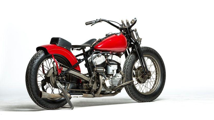 1940 Harley Davidson Wldr 4 Harley Davidson Harley Mecum Auction