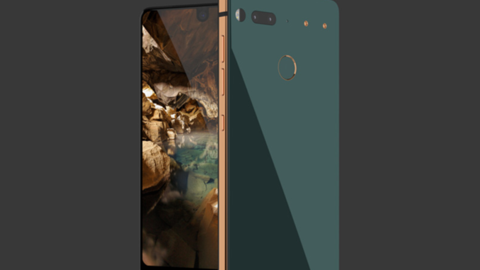 Android co-founder Andy Rubin's Essential smartphone: Pre-Order