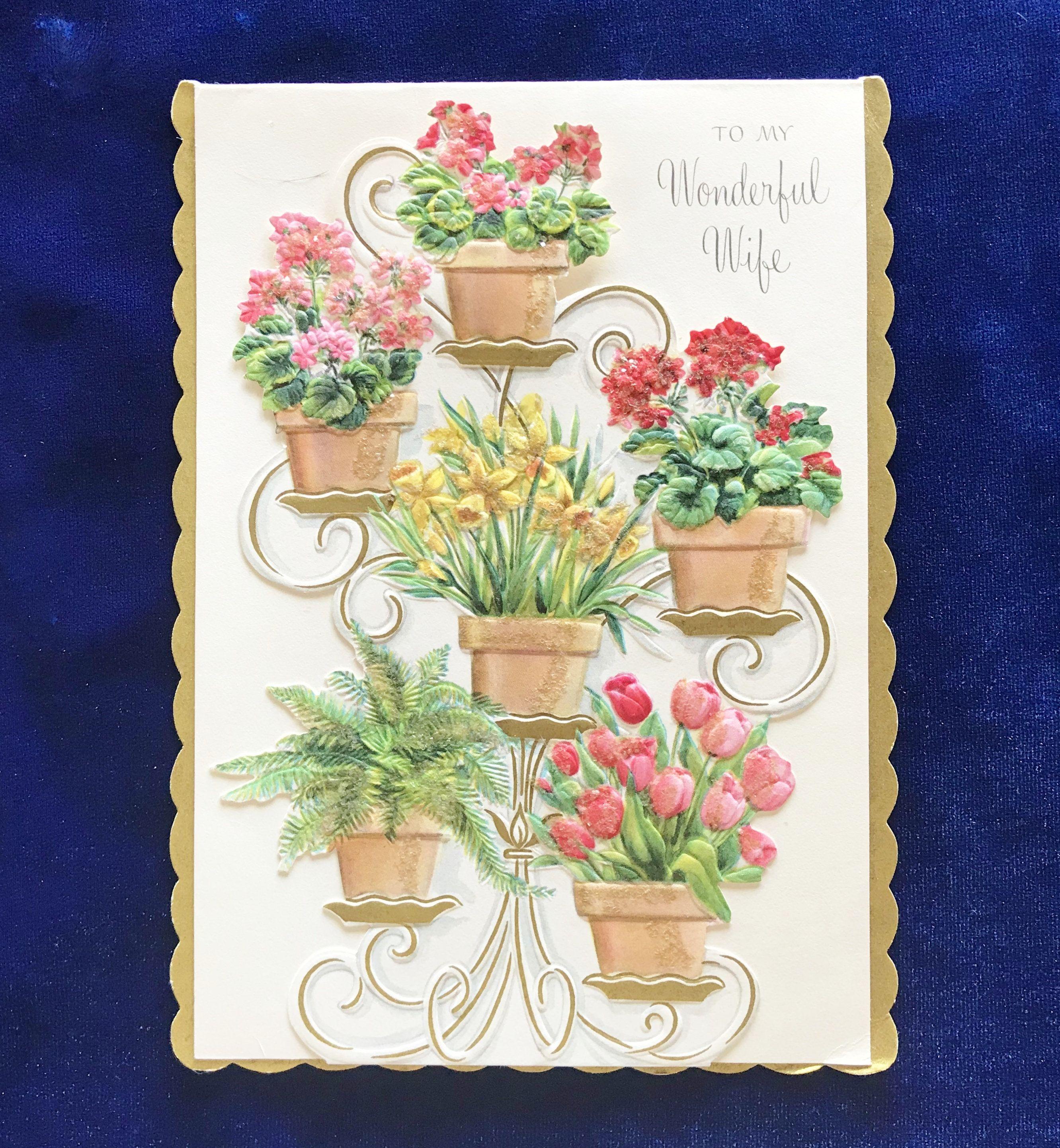hallmark birthday cards for wife