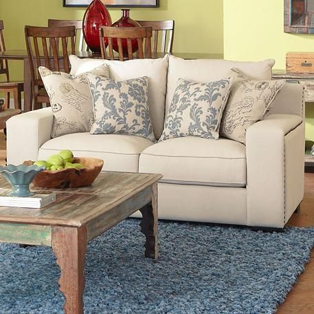 Nantucket Loveseat By Largo With Images Love Seat Furniture Sofa
