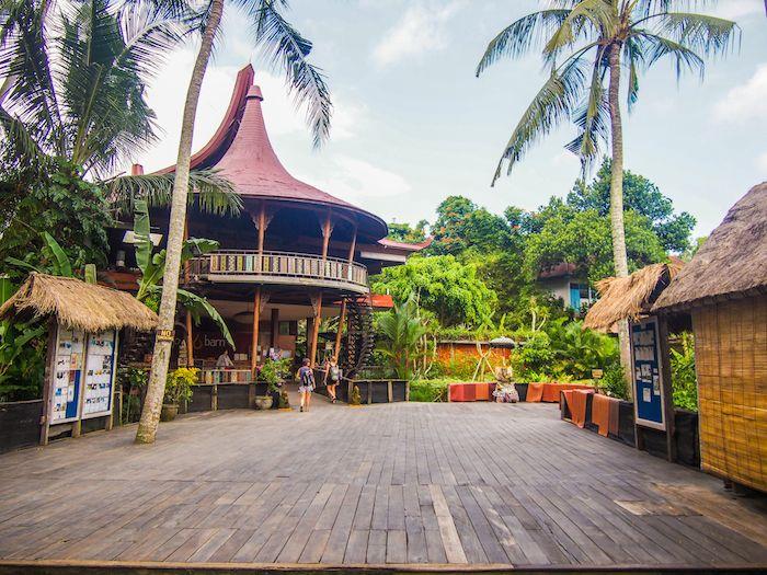 Yoga Studio Review The Yoga Barn Bali Indonesia The Yoga Nomads Ubud Bali Bali Guide