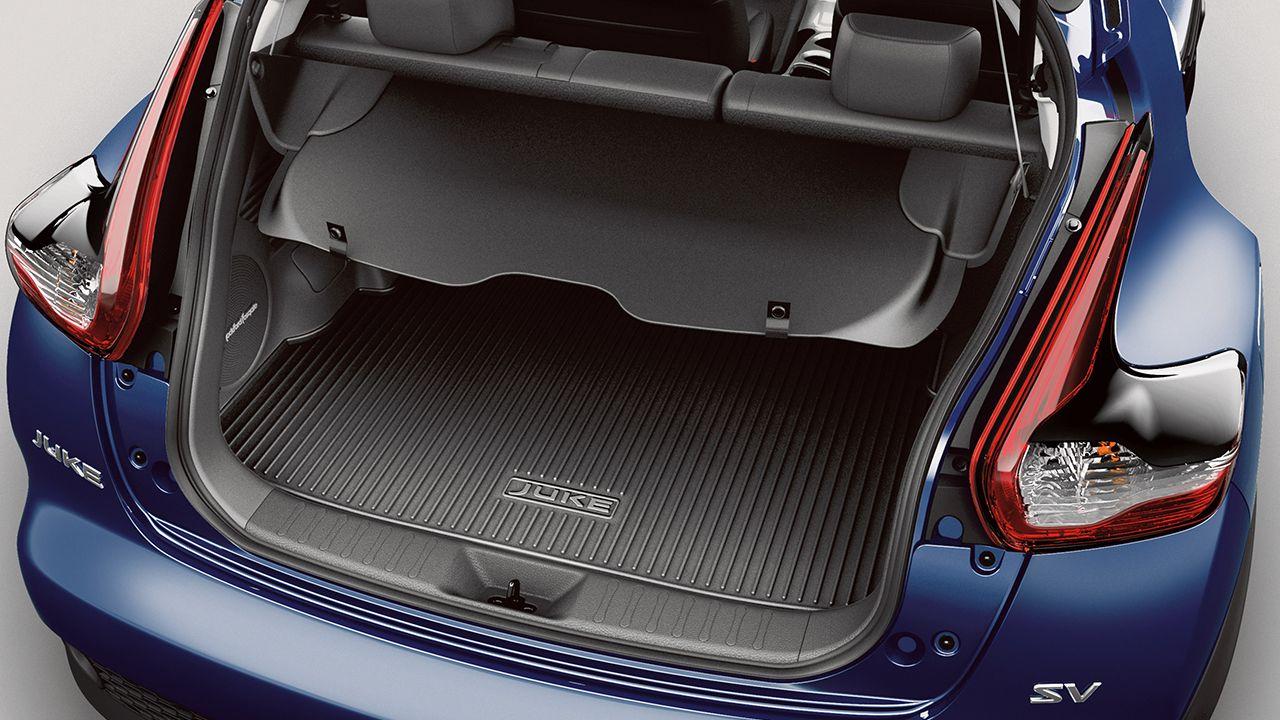 2017 Nissan Juke Rear Cargo Cover Nissan Juke Nissan Renault