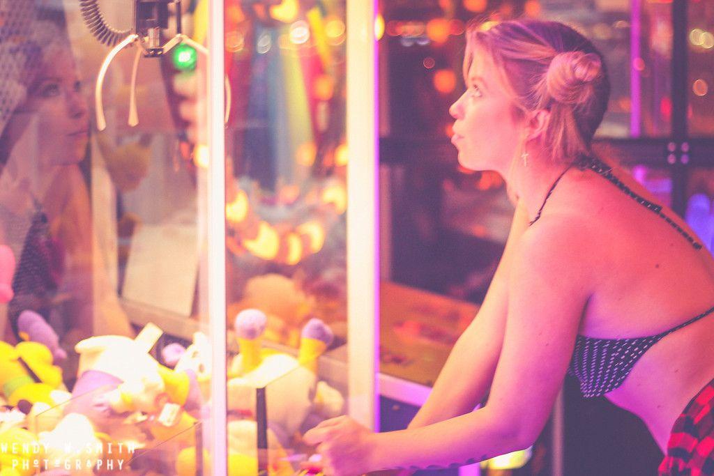 Game Player Model: Kelsea Makalani MUA: Erin Celine #editorial #arcade #game…
