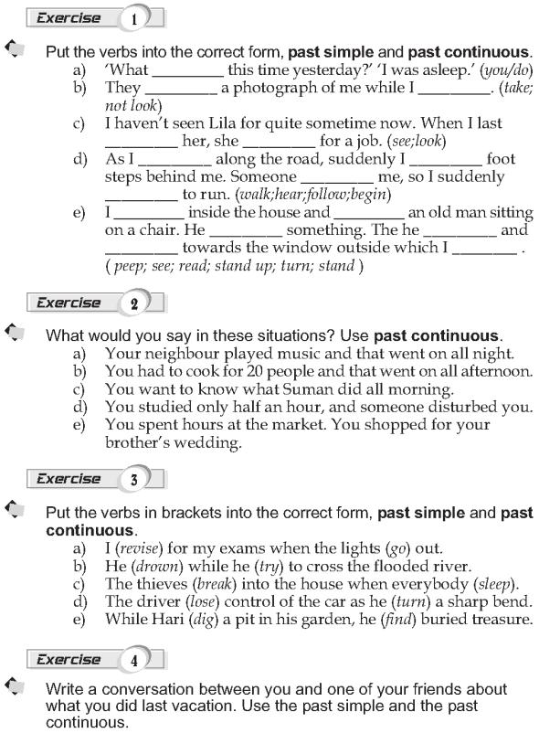 Grade 9 Grammar Lesson 7 Past Continuous Good Grammar Grammar Lessons Good Grammar Grammar