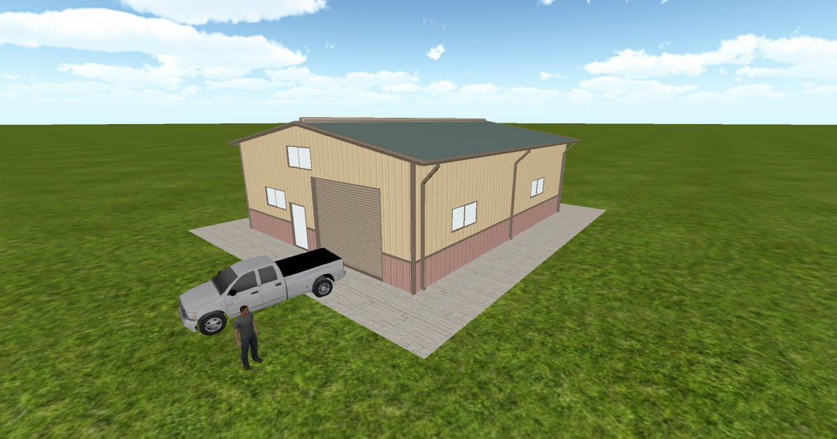 #3D #Building built using #Viral3D web-based #design tool http://ift.tt/1ZODfOk #360 #virtual #construction