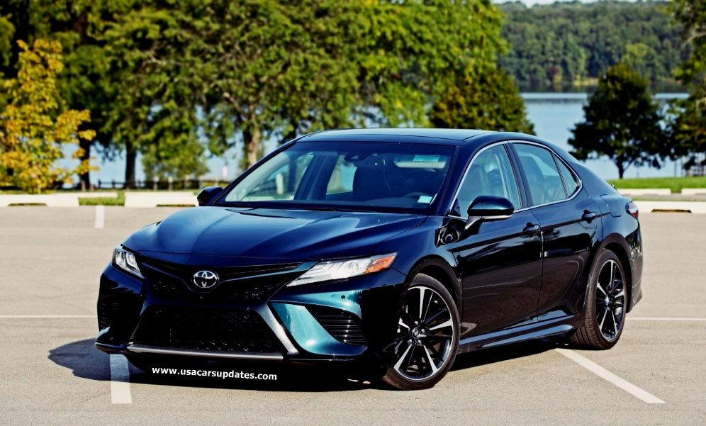2019 Toyota Camry Xse V6 Features Toyota Camry Camry Toyota
