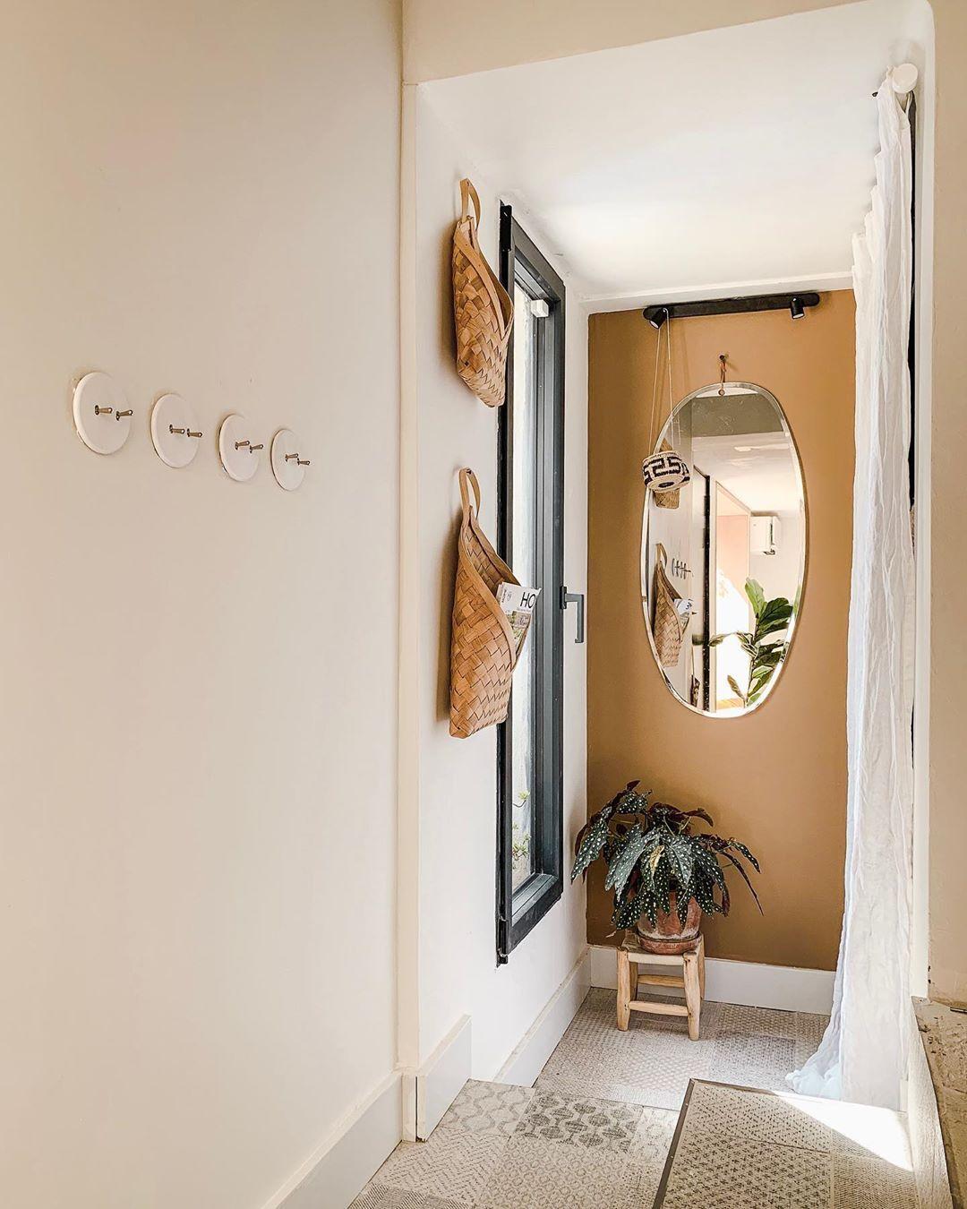 Les Plus Beaux Interieurs D Instagram La Maison De Juliana A Montpellier En 2020 Decoration Interieure Entree Decoration Interieure Objets D Interieur