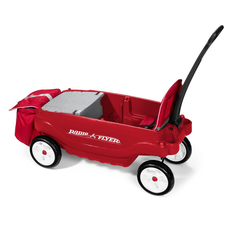 Radio Flyer Ultimate Comfort Wagon Flyer Radio Ultimate Wagon Radio Flyer Wagon Radio Flyer Wagons