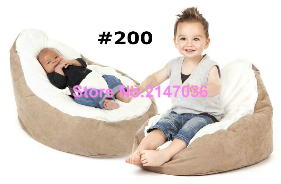 Cheap Beanbag Sofa Buy Quality Directly From China Suppliers Brown Base With Cream Seat Bean Bag Chair