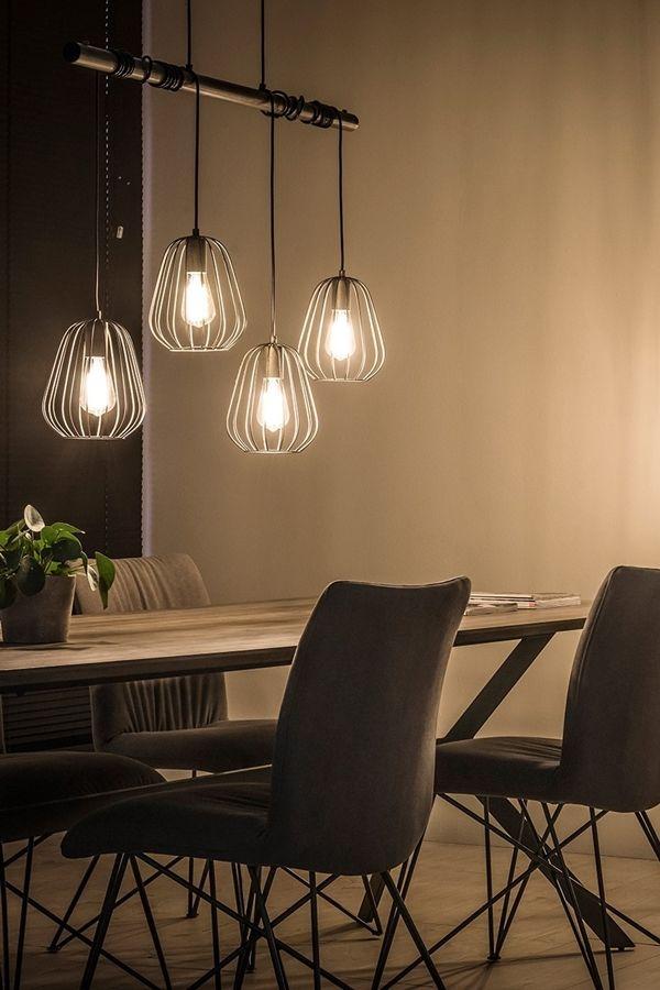 Hängelampe Lampoon | Esstisch beleuchtung, Lampen