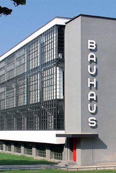 Bauhaus Architekt thonet thonet und die moderne in der architektur bauhaus dessau