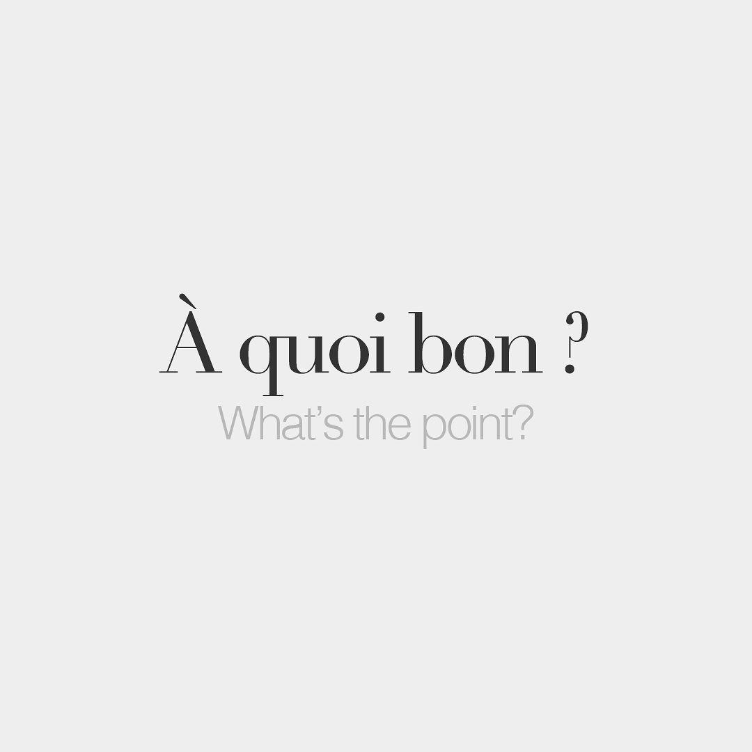 French Words French Words Quotes French Quotes French Words