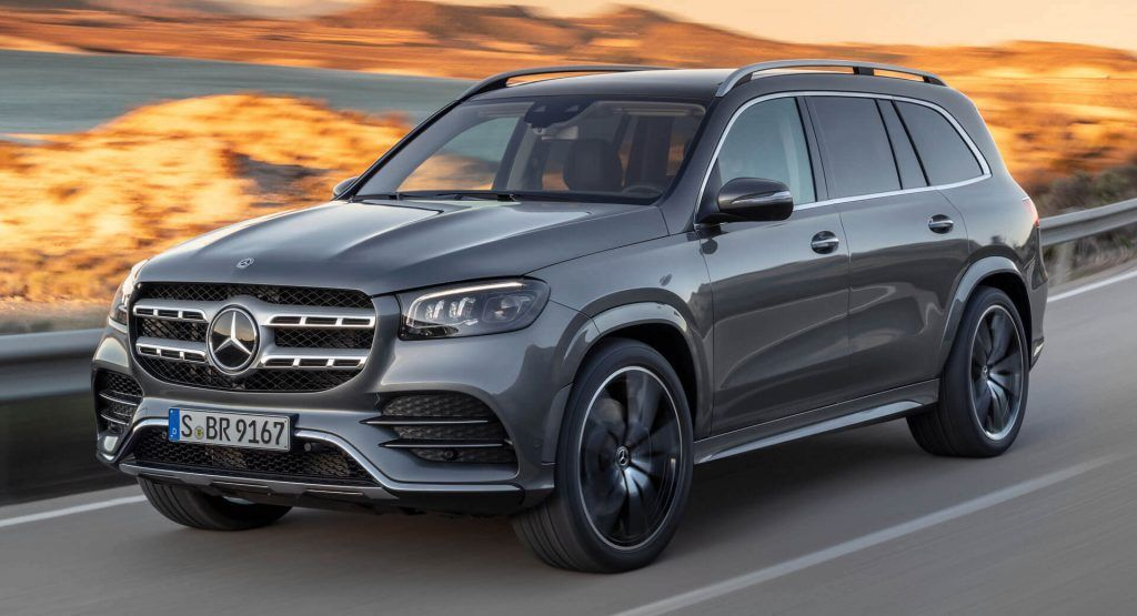 The 2020 Mercedes Benz Gls Will Cost You Upwards Of Au 144 600 In