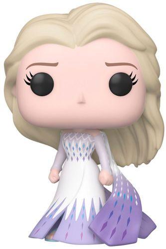 Funko Pop Disney Frozen 2 Elsa Epilogue Dress Multi 46582 Best Buy Vinyl Figures Funko Pop Disney Funko Pop Dolls