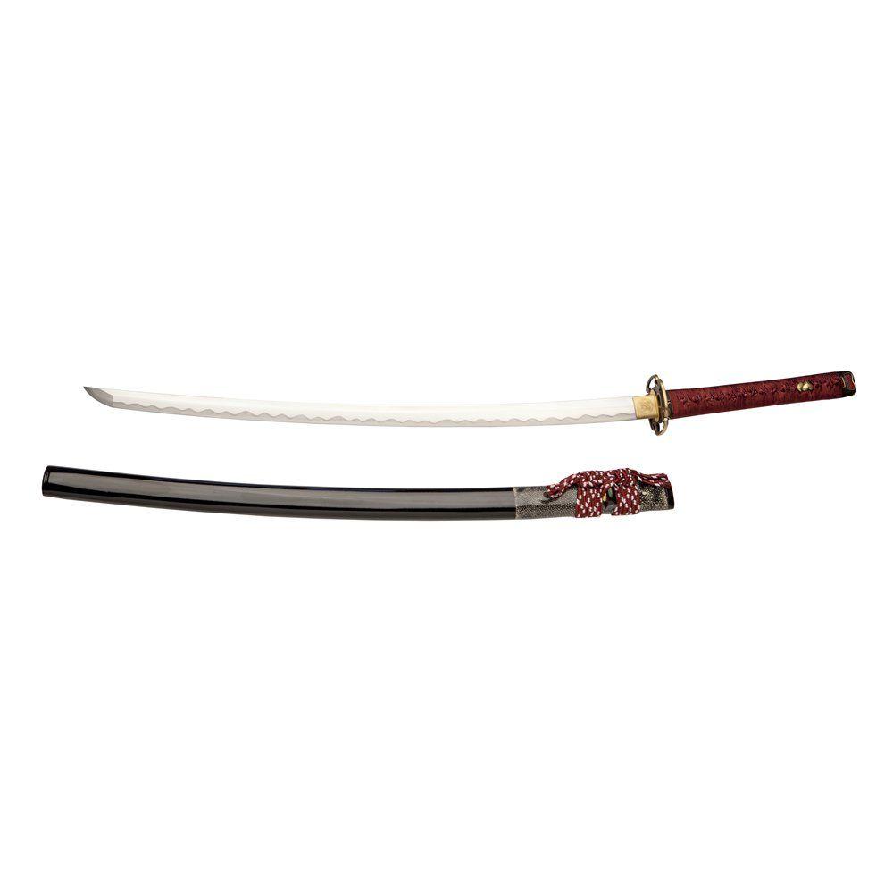 Skyjiro Kokoro Katana - Oroshigane Folded Steel