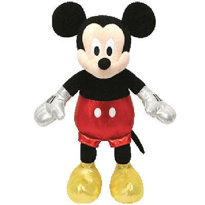 Ty Disney Mickey Sparkle - Available in 8in and 12in  #Ty #plush #Disney #mickey #Mickeysparkle #tymickey #costumestoreandmore #trickortreathalloween