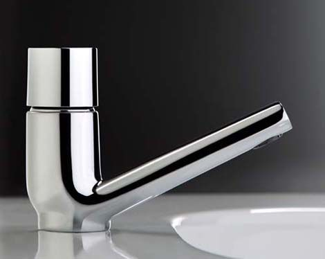 Einfach Wasserhahn Macht High Fashion Rubinetto Badezimmer