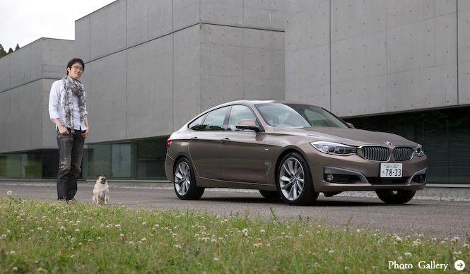 BMW 3 Series Gran Tourismo