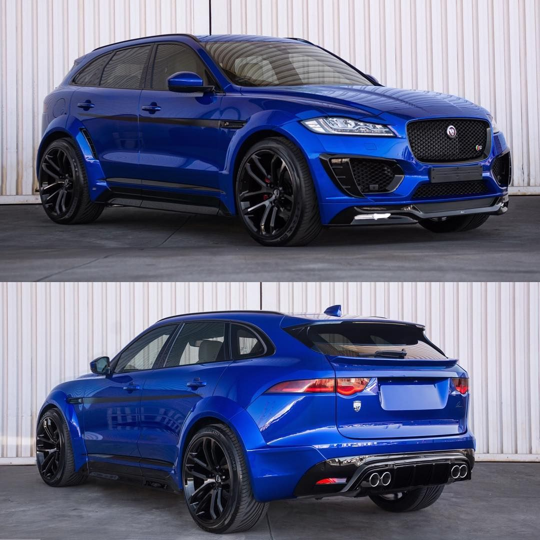 Zero2turbo Com On Instagram The First Lumma Design Jaguar F Pace Clr F Has Been Completed In South Africa By Anycar And Captur Jaguar Suv Jaguar Fpace Jaguar