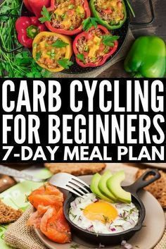 meal planning 7 tips for beginners  carb cycling meal