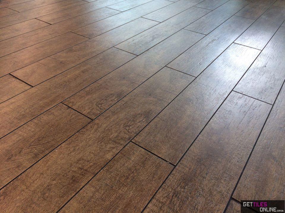 Brown My Timber 150x900 Porcelain Tile - 00297  Get Tiles Online ...