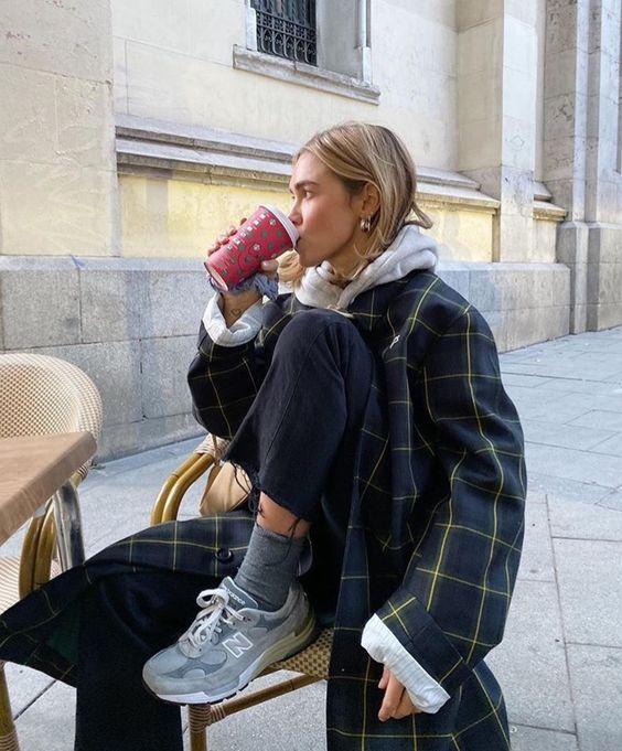 La superposition de sweats à capuche a toujours été approuvée par les petites amies! | Petite amie est meilleure   – S T Y L E