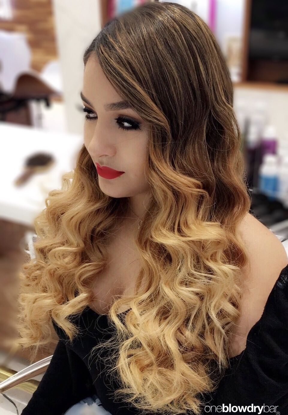Blow Dry Bar   HAIRSTYLES   Pinterest   Blow dry bar, Dry bars and ...