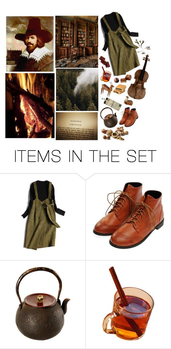 """""""bonfires"""" by selini-77 ❤ liked on Polyvore featuring art"""