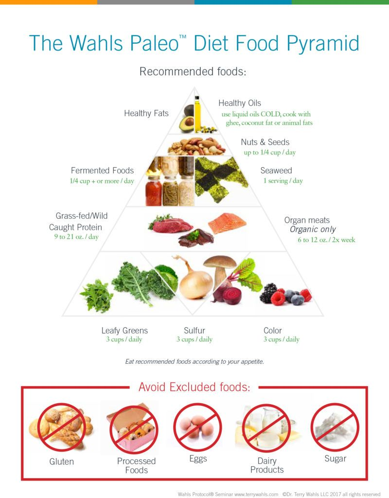 what is wahls paleo diet?