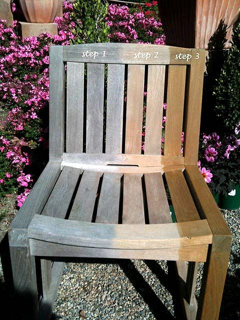 outdoor garden furniture how to care for teak need to pinterest. Black Bedroom Furniture Sets. Home Design Ideas