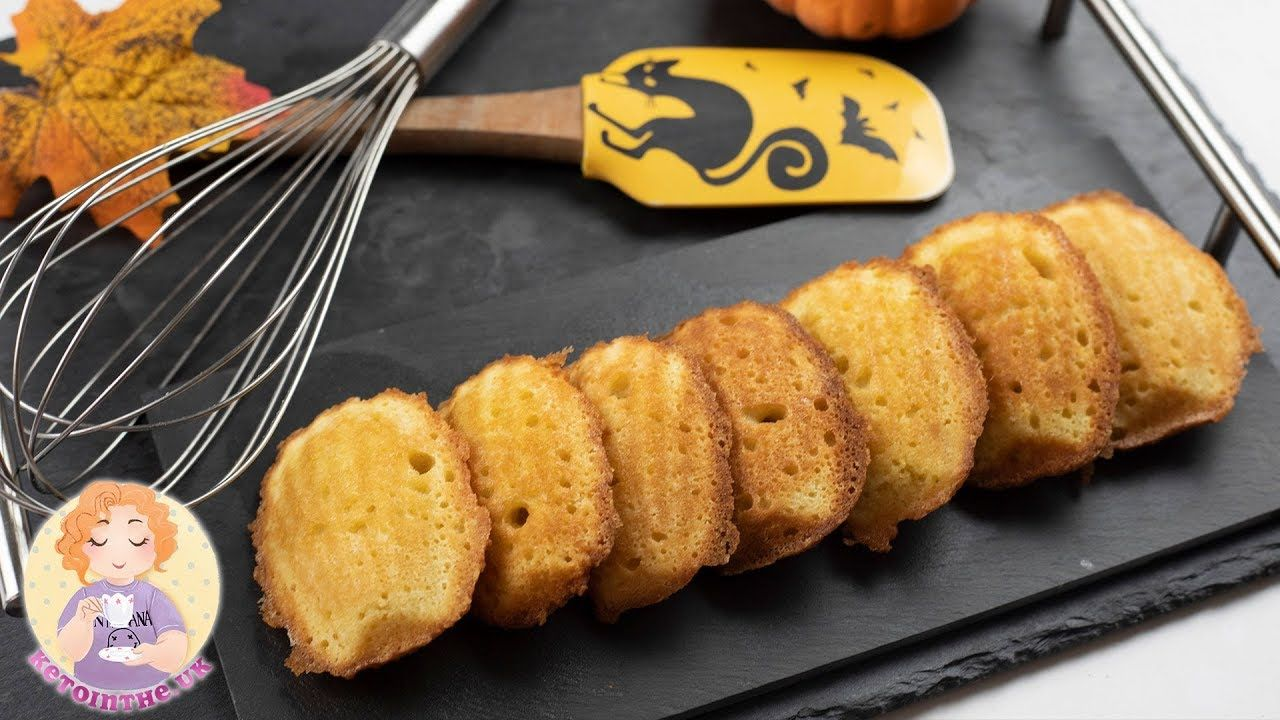 Keto madeleines recipe low carb sugar free the great