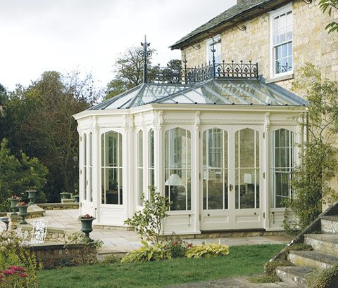Listed Building Conservatories We Have A Wide Experience