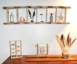 Driftwood Art...Something to think about because soon I'll be in San Diego!