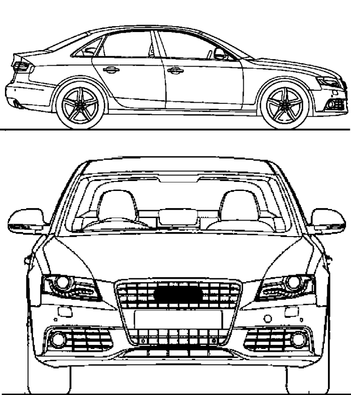 BMW Speed Turbo Coloring Page | Coloring Page ... | Pinterest