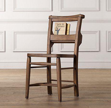 pocket desk chair