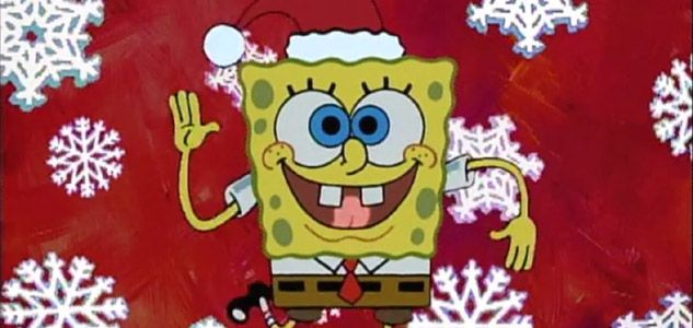 Spongebob Very First Christmas.Review Of The First Christmas Episode Of Spongebob