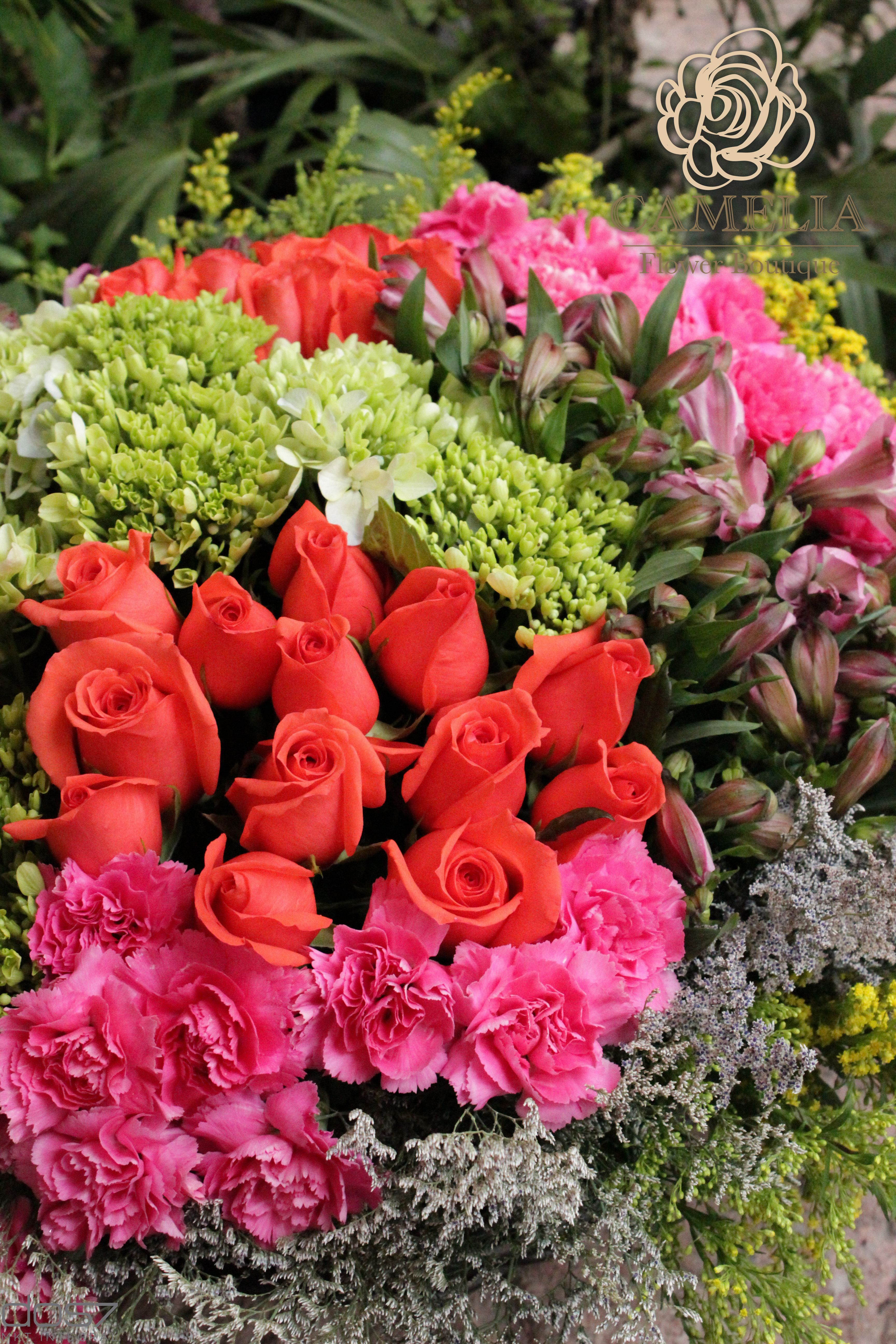Flores By Camelia Flower Boutique Flowers Wake Me Up With Flowers