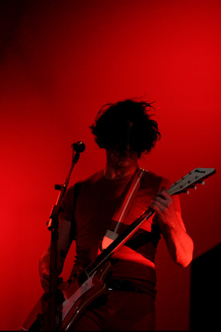 The Red Stripes Jack White Android Wallpaper HD