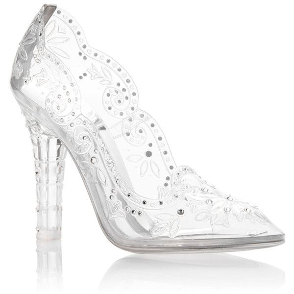 Dolce \u0026 Gabbana Glass Slipper | Glass