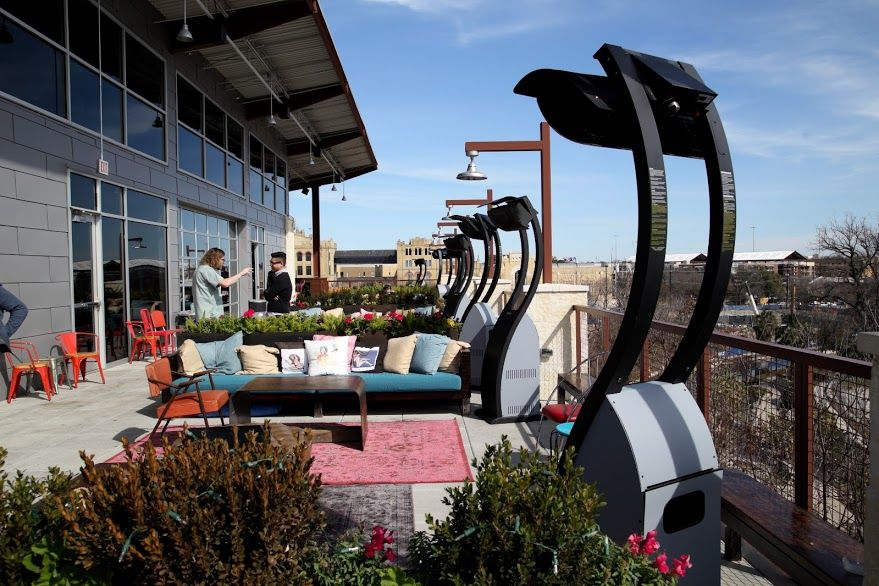 Paramour San Antonio S Rooftop Bar This Place Is Really