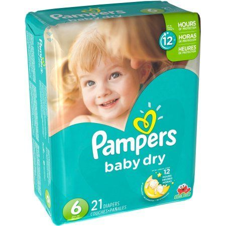 c0eff6ea2be Pampers Baby Dry Diapers