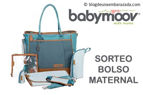 Una canastilla en el Essential Bag de Babymoov con SORTEO de un bolso maternal