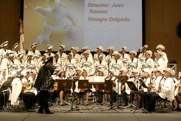 Grupo Mascarada Carnaval: El Orfeón La Paz: regreso por sorpresa
