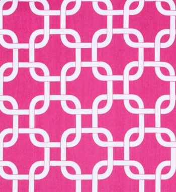 Gotcha Candy Pink White Fabric Pink Candy Discount Fabric