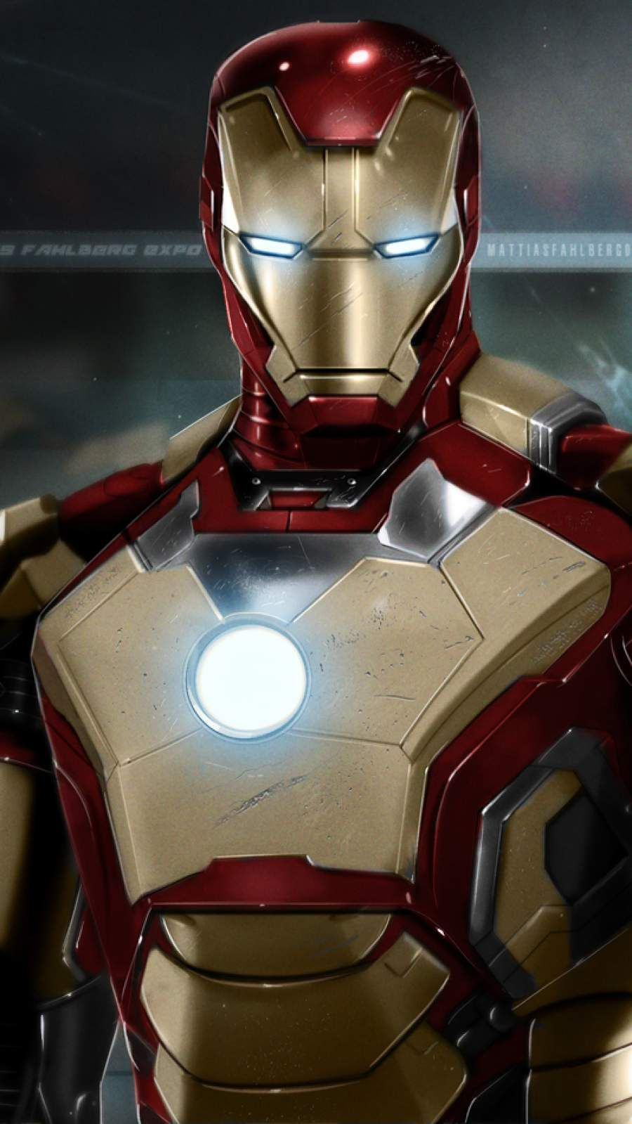Iphone Wallpapers Wallpapers For Iphone Xs Iphone Xr And Iphone X Iron Man Art Iron Man Iron Man Armor