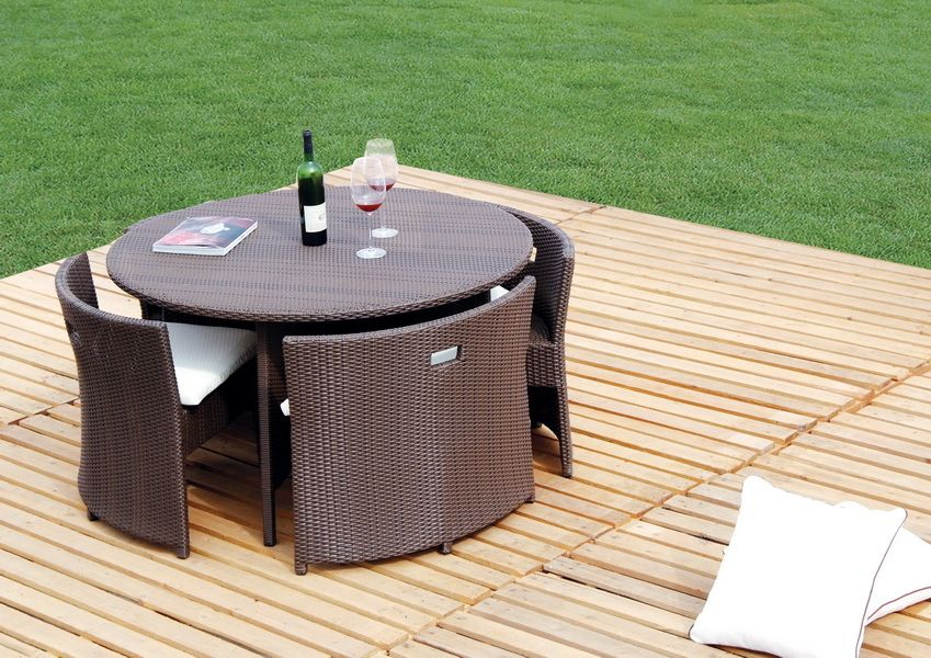 Ping Guide 10 E Saving Outdoor Dining Tables